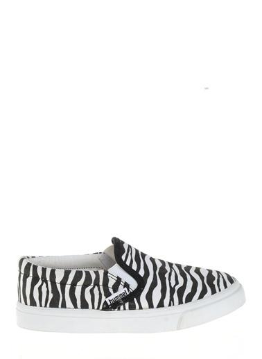 Hummel Spor Ayakkabı Siyah